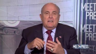 Rudy Giuliani on NBC