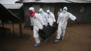 WHO: We could see 10,000 new Ebola cases each week