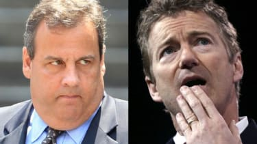 Chris Christie vs. Rand Paul