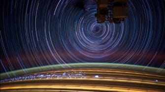 WATCH: Incredible time-lapse video of Earth from space