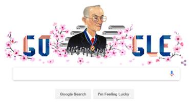 Google honors Fred Korematsu.