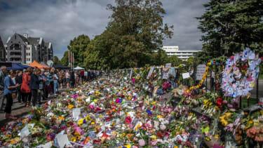 Christchurch tribute.