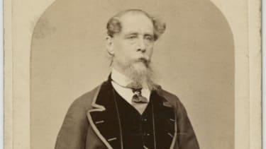 Charles Dickens, 1867.