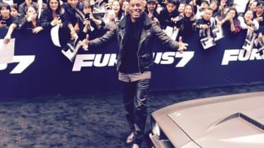 Furious 7 trailer premiere