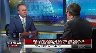 Mick Mulvaney defends Trump on Fox News