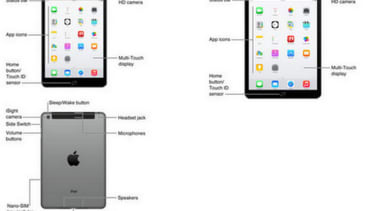Apple may have accidentally just previewed its new iPads