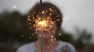 No sparklers for me, thanks.