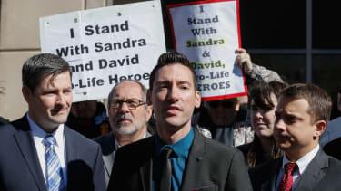 Anti-abortion activist David Daleiden.