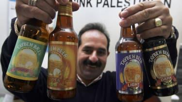 Palestine's West Bank has its own Oktoberfest