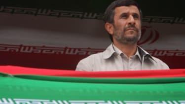 Iranian President Mahmoud Ahmadinejad said he wants to resume nuclear talks with world powers.