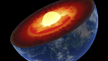 The ocean to end all oceans discovered near Earth's core