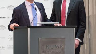 Don Trump Jr. and Eric Trump