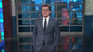 Stephen Colbert has some ideas about how to Trump-proof things