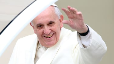 Poll: Pope Francis' popularity isn't filling up U.S. pews