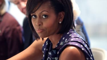 Michelle Obama will visit Pawnee to guest on Parks and Recreation