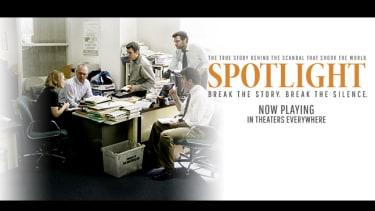Poster for 'Spotlight'