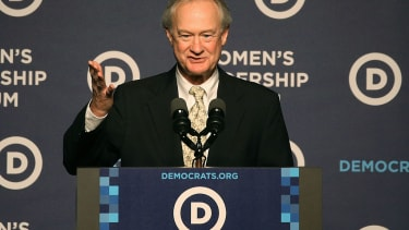 Lincoln Chafee is running for president