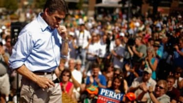 Texas Gov. Rick Perry says his state's positive job growth is proof he can get the rest of American working; others aren't so sure.