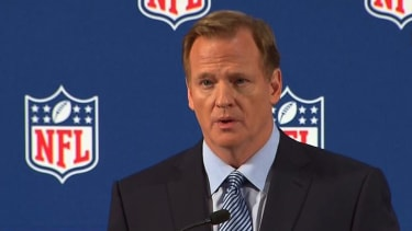 NFL Commissioner Roger Goodell on domestic violence scandal: 'We didn't have the right voices at the table'