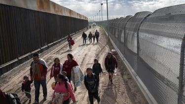 El Paso border.