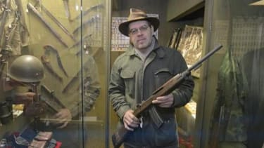 Museum gets rid of vintage weapons to comply with Washington state gun laws
