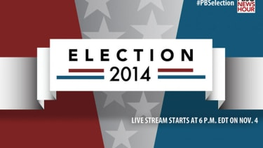 Watch the midterm elections — and the battle for the Senate — unfold live