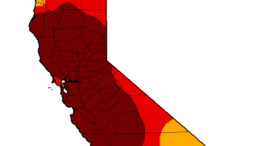 99.8 percent of California suffering from 'severe' drought