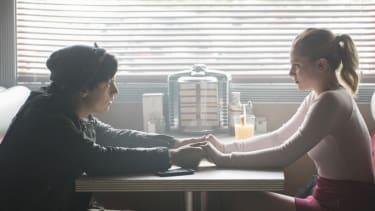 Riverdale couple 'Bughead.'