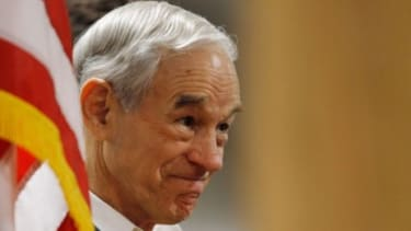 Rep. Ron Paul (R-Texas) finished in a strong second place in New Hampshire's primary, and fans say the libertarian could shock the world by actually winning the nomination.