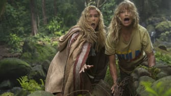 Amy Schumer and Goldie Hawn in 'Snatched.'