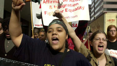 Supreme Court upholds Michigan's ban on affirmative action