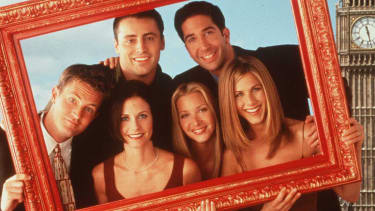 Every episode of Friends will soon be available on Netflix