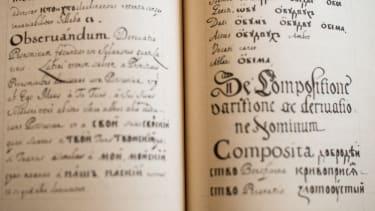 Old Slavonic grammar