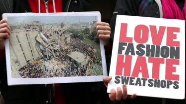 Retailers are bickering over how to help Bangladeshi garment factory workers