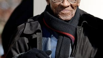 America's oldest veteran still smokes cigars and drinks whiskey at 108