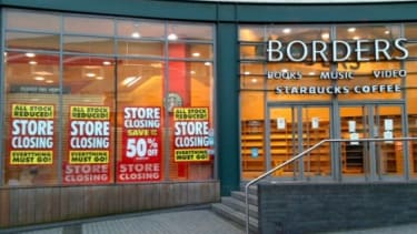 After filing for bankruptcy, Borders will likely close one third of its 674 stores, with some bloggers wondering if bookstores as a whole will follow suit.