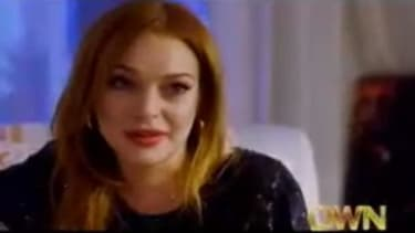 Lindsay Lohan says she suffered a miscarriage while filming docu-series