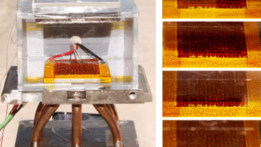 MIT and California-Berkeley researchers have built a water harvester.
