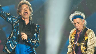 Stones to put on historic concert in Cuba.