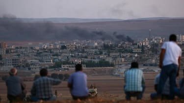 Here's why Turkey isn't helping save Syria's Kobani from ISIS