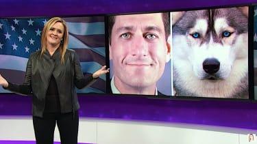 Samantha Bee tackles Paul Ryan