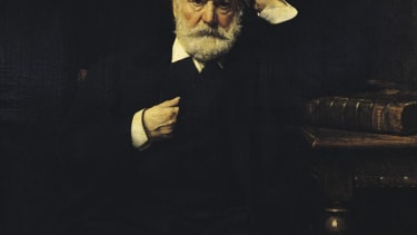 Victor Hugo went to great lengths to meet a deadline.