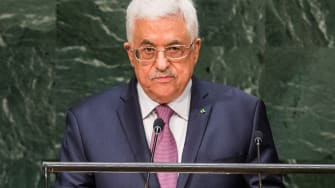 Palestinian President Mahmoud Abbas's government just joined the International Criminal Court