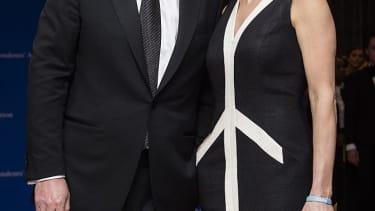 Joe Scarborough and Mika Brzezinski, engaged?
