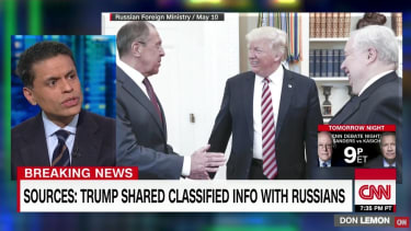 Fareed Zakaria has some questions about Trump and Russia