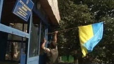 Ukraine forces enter center of separatist stronghold Luhansk. What will Moscow do?