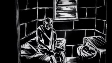 This animation captures a teen's harrowing experience in solitary confinement