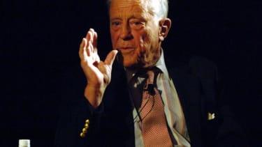 Ben Bradlee, legendary Washington Post editor who led Watergate coverage, dies at 93