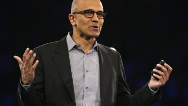 Microsoft CEO Satya Nadella: Don't ask for a raise, ladies — just have faith in the system