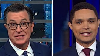 Late night hosts on the House impeachment vote